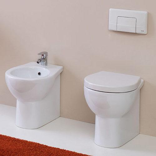 Sanitari bagno a terra sanitari bagno a terra soho - Sanitari accessori bagno ...