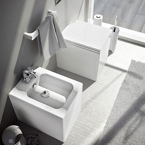 sanitari bagno a terra bock art ceram