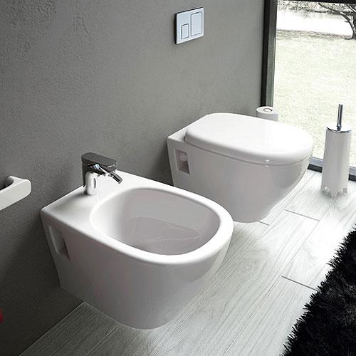 Sanitari bagno sospesi offerte jo bagno art ceram for Produttori sanitari bagno