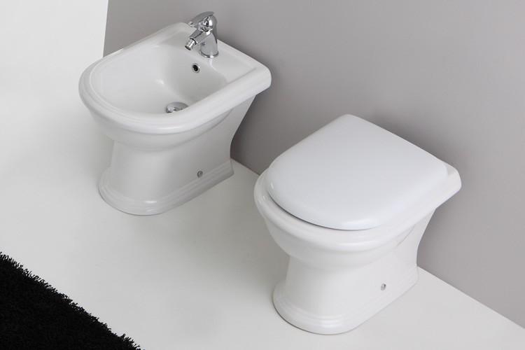 Sanitari Nero Ceramica Prezzi.Stock Sanitari Bagno Idee Per La Casa Douglasfalls Com