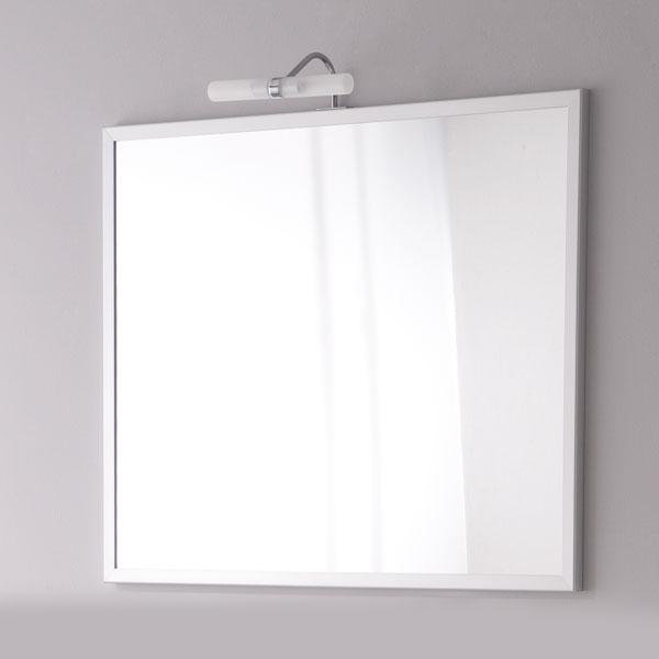 Specchi per il bagno vendita on line jo bagno for Specchio bagno profilo alluminio