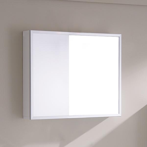 Specchi specchio contenitore vasistas 74x60 - Specchio contenitore bagno ...