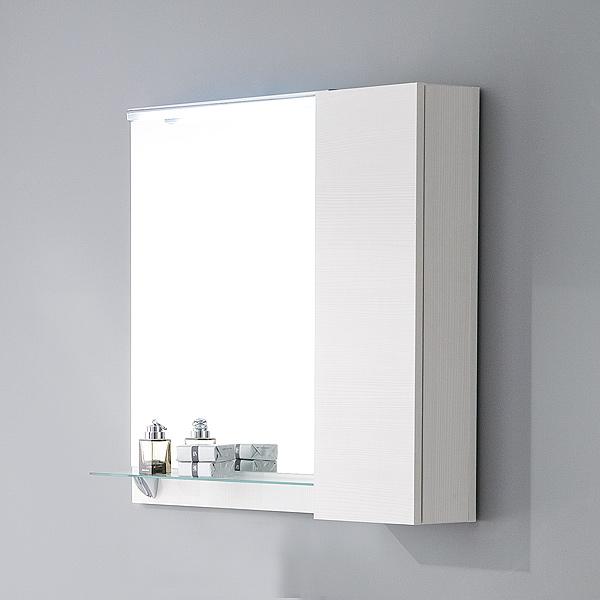 Specchi specchio e pensile 80x74 - Pensile bagno con specchio ...