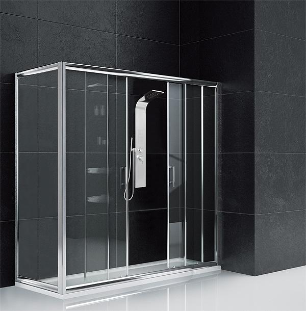 trasforma la tu vasca da bagno in doccia soluzione completa