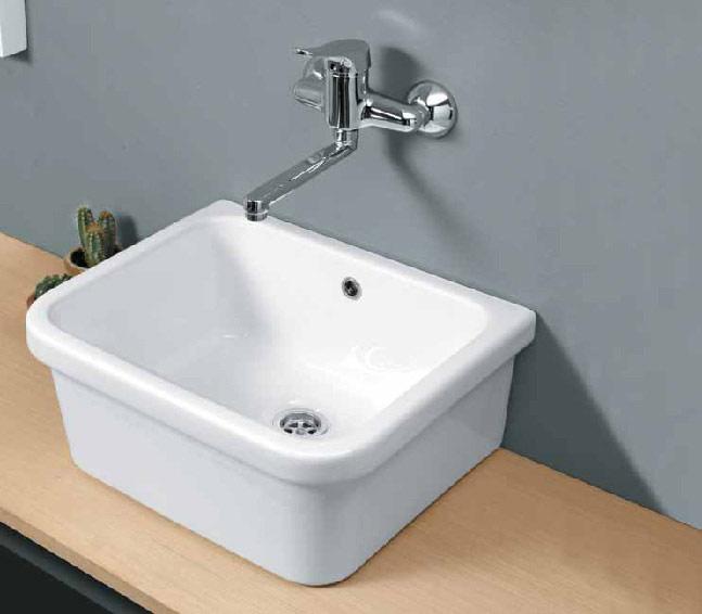 Arredo bagno sanitari e lavanderia vendita on line jo - Mobile lavatoio leroy merlin ...