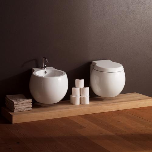 Civita Castellana Ceramiche Bagno.Sanitari Bagno Sospesi Planet Ceramica Scarabeo