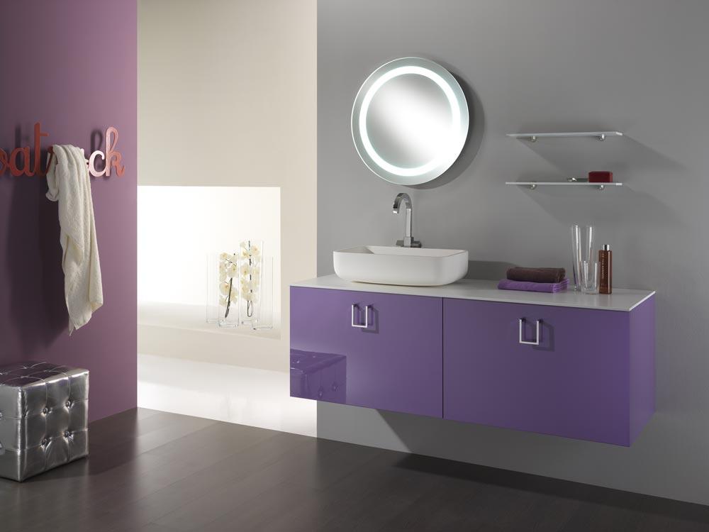 Specchi bagno moderni bagno con doppio lavabo scopri il - Specchi da bagno prezzi ...
