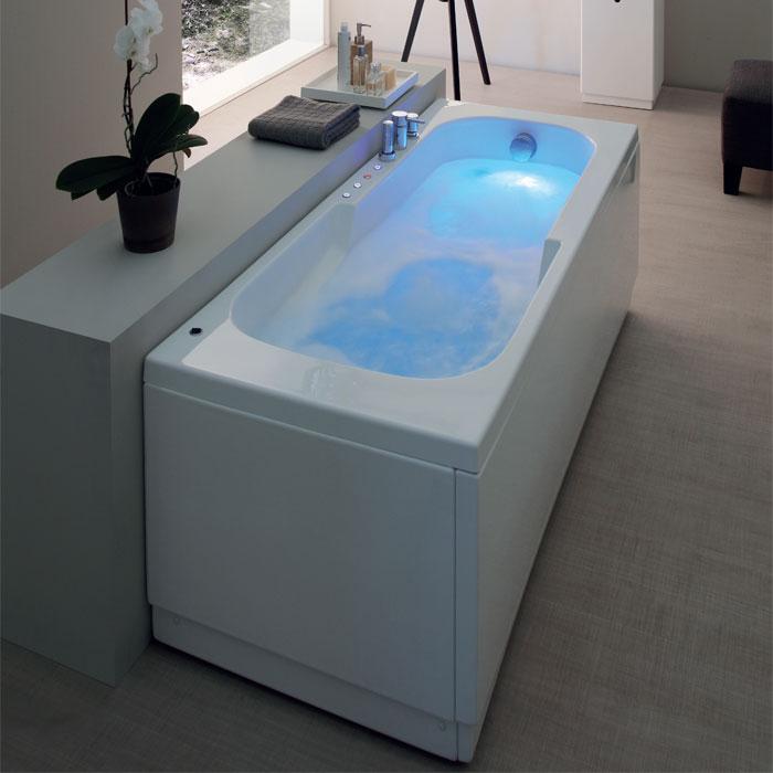 Vasche angolari - Vasche da bagno rettangolari ...