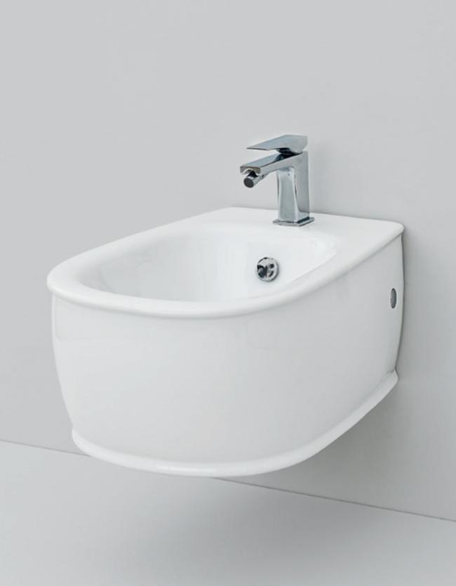 Bidet sospesi bidet sospeso azuley - Vasche da bagno dolomite ...
