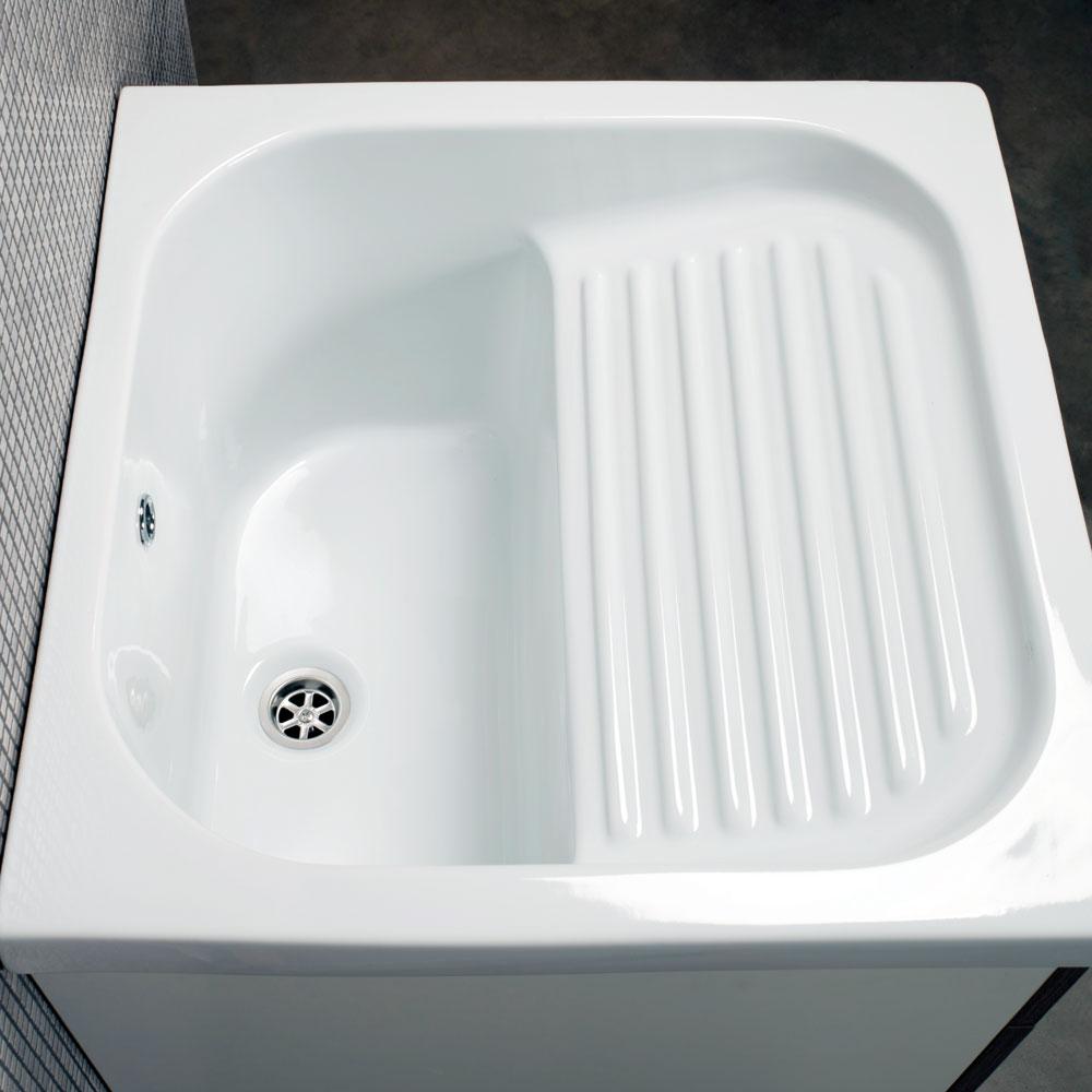 Vasca Lavatoio In Ceramica.Vasca Lavatoio In Ceramica 60x60 Loira Jo Bagno It
