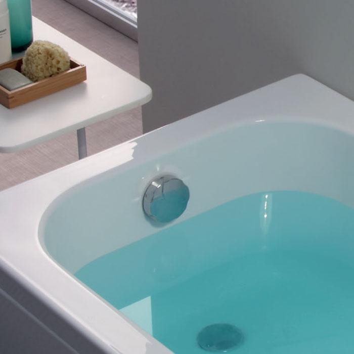 Rubinetteria vasca colonna di scarico per vasche da bagno colacril - Scarico vasca da bagno ...