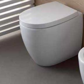 Nero Ceramica Civita Castellana.Coprivaso Termoindurente Round