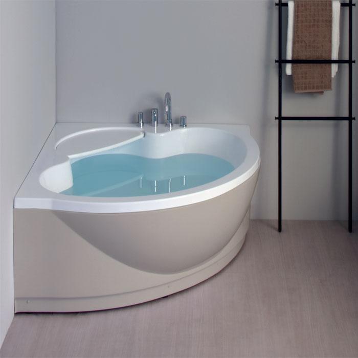 Vasche angolari vasche angolari fantasy 135x135xh55 - Vasche da bagno rettangolari grandi ...