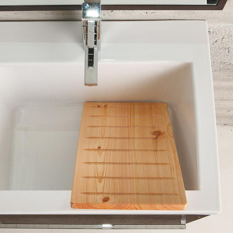 Savini Arredo Bagno : Arredo bagno moderno lavanderia aurora con copri