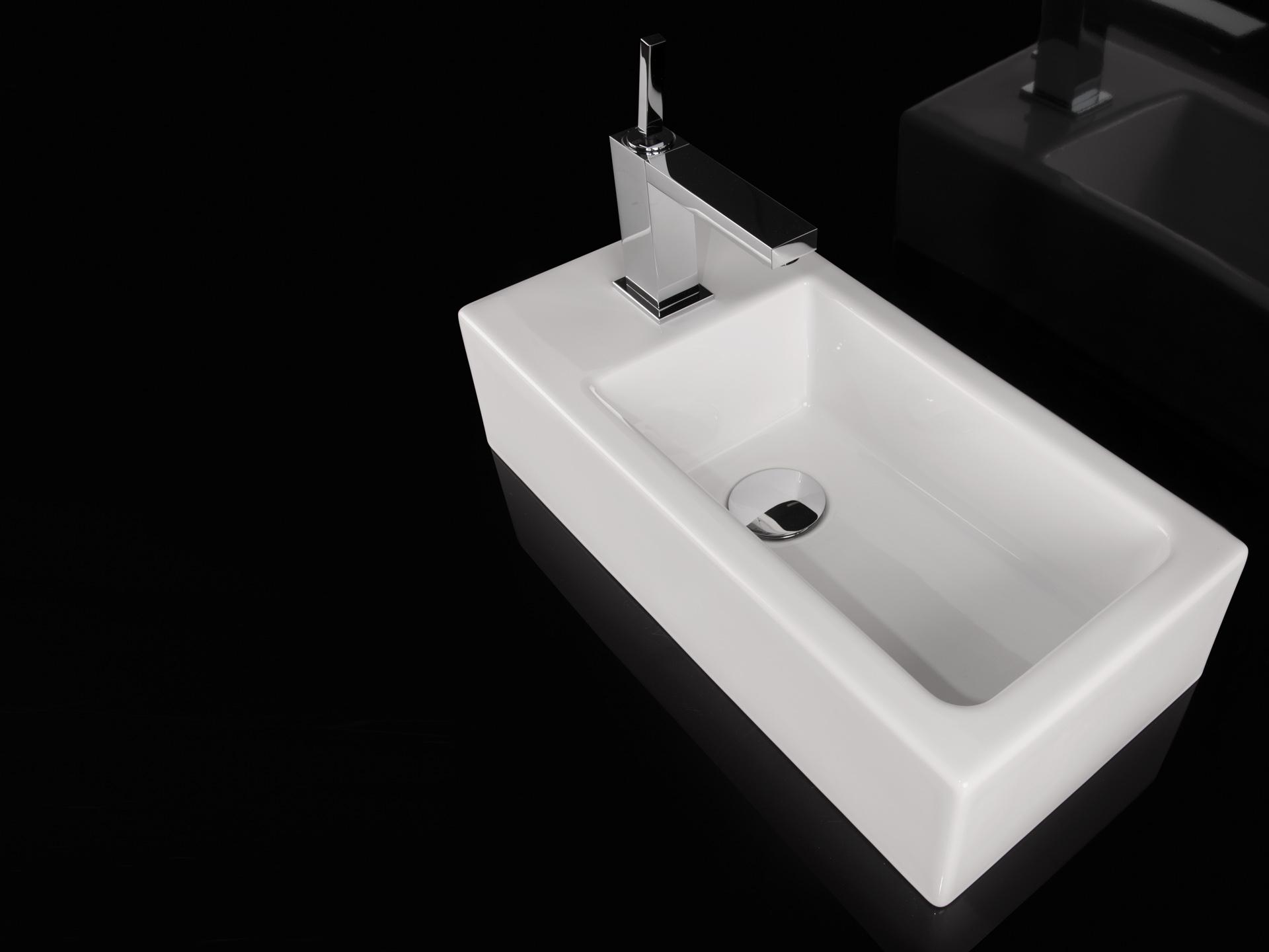 lavabi da appoggio prezzi e offerte on line per il bagno valdama. Black Bedroom Furniture Sets. Home Design Ideas