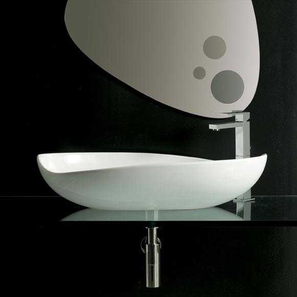 lavabo poison 75 cm