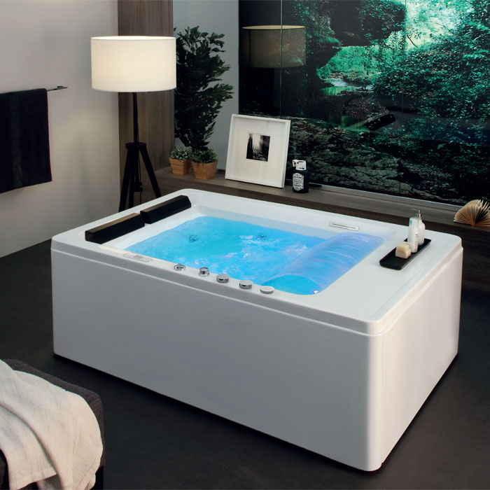Vasche rettangolari - Misure vasche da bagno rettangolari ...