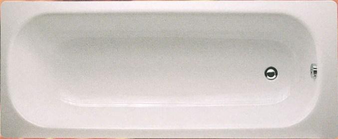 Vasche rettangolari vasca cassia 150x70 - Misure vasche da bagno rettangolari ...