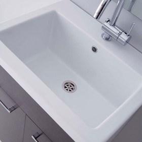 Vasca Lavatoio In Ceramica.Lavatoi Per Esterno Lavatoio Per Esterno In Ceramica Sabbia 60x50