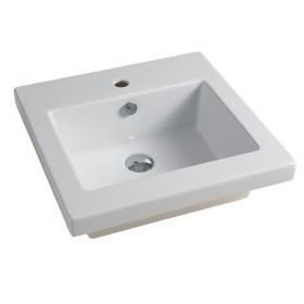 Lavabo incasso Gap 51 art ceram