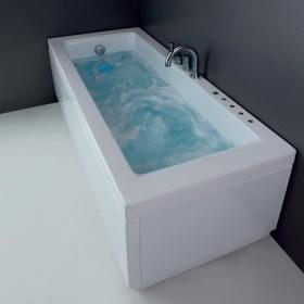 Vasche rettangolari vasca sharm rettangolare 170x70xh60 - Misure vasche da bagno rettangolari ...