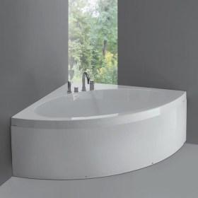 Vasche angolari vasca sharm angolare 140x140xh60 - Vasche da bagno grandi dimensioni ...