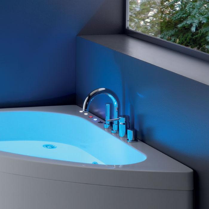 Rubinetteria bordo vasca rubinetteria per vasca da bagno a 4 fori - Bordo vasca da bagno ...