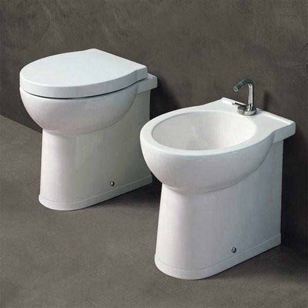 Sanitari bagno pavimento e filomuro sanitari bagno h 50 for Sanitari bagno misure ridotte