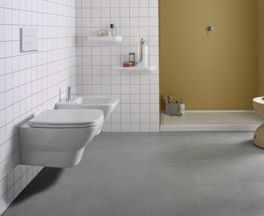 serie sanitari sospesi daily ceramica globo