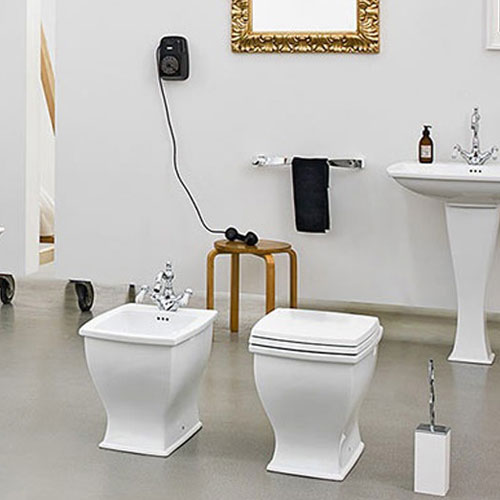 set completo sanitari bagno termosifoni in ghisa scheda