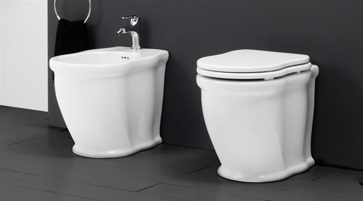 Sanitari pavimento e filomuro sanitari bagno a terra time - Sanitari bagno misure ridotte ...