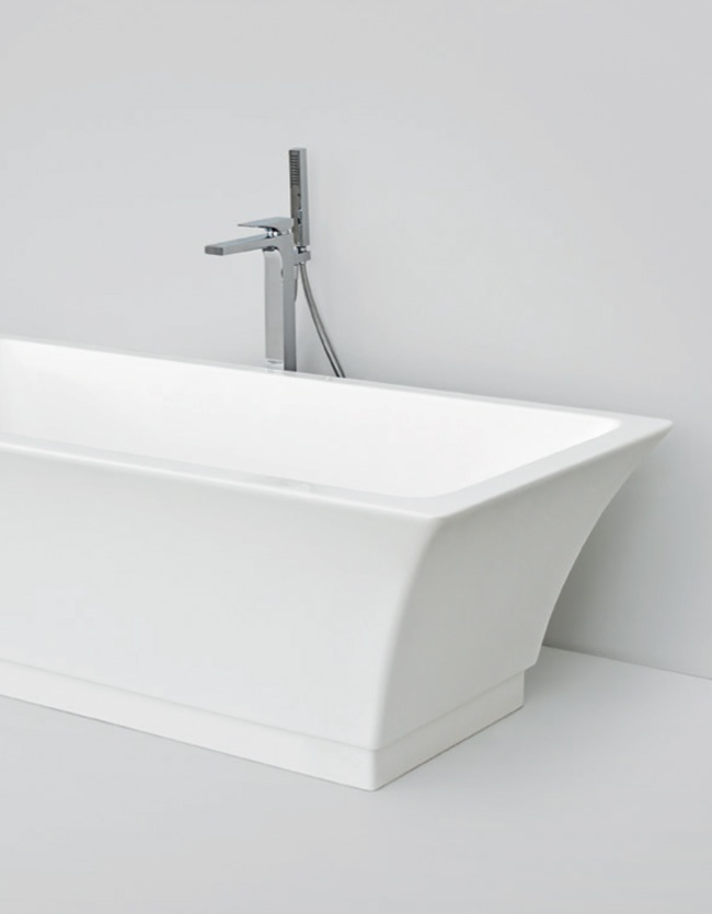 Vasca da bagno hydra vasca da bagno vasche - Vasca da bagno ceramica ...