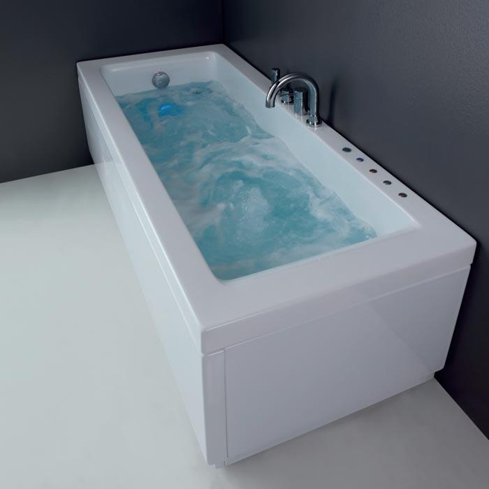 Vasche rettangolari vasca sharm rettangolare 170x70xh60 - Vasche da bagno rettangolari grandi ...