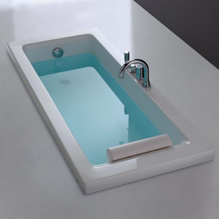 Vasche rettangolari vasca sharm rettangolare 180x80xh60 - Misure vasche da bagno rettangolari ...